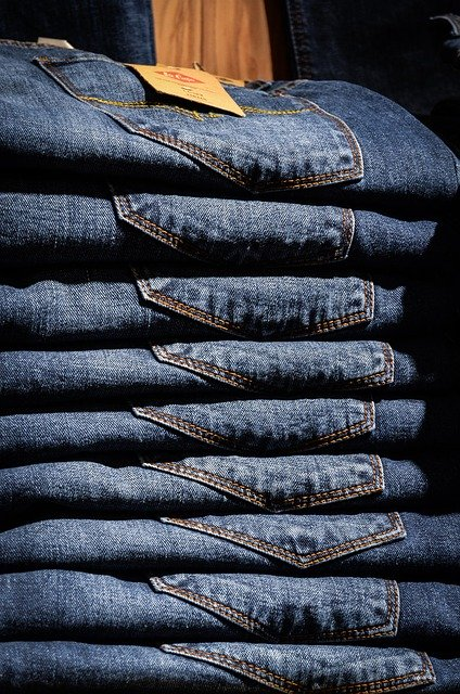 jeans grande taille homme